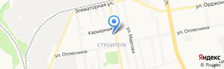 Дента Люкс на карте Сыктывкара