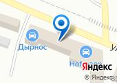 Магазин автозапчастей для ГАЗ, УАЗ на карте