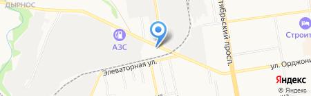 Hofmann на карте Сыктывкара
