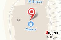 Схема проезда до компании Шерлок Хаус в Сыктывкаре