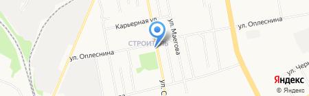 Парфюмер на карте Сыктывкара