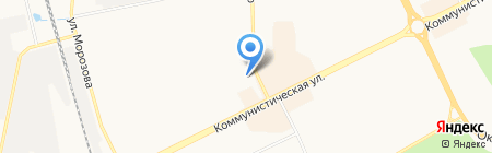 Доступное жилье на карте Сыктывкара