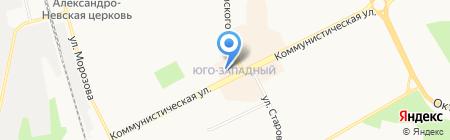 Grosshaus на карте Сыктывкара