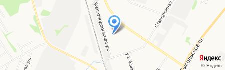 Строительно-монтажная компания на карте Сыктывкара