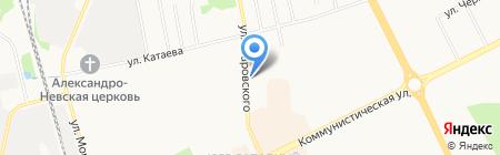 Юридическое агентство на карте Сыктывкара