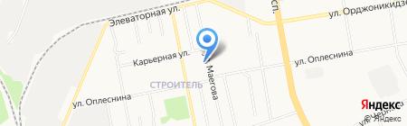 Центр социальной адаптации лиц без определенного места жительства и занятий г. Сыктывкара на карте Сыктывкара