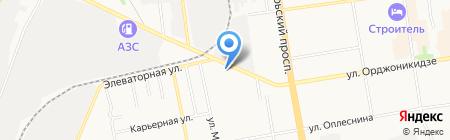 Фанат Military на карте Сыктывкара