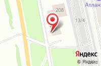 Схема проезда до компании Мягкий дом в Сыктывкаре