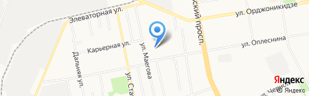 Studio Exotica на карте Сыктывкара