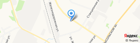 Мастер Дом на карте Сыктывкара