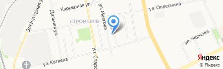Карельский ресурс на карте Сыктывкара