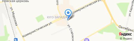 Дом плюс на карте Сыктывкара