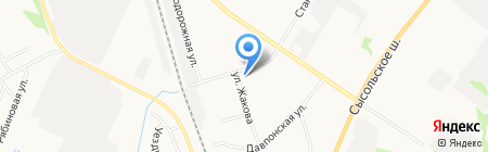 Аква-хобби на карте Сыктывкара