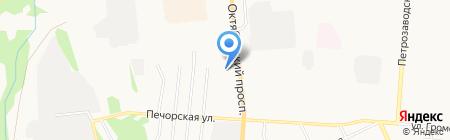 Рыболов Сервис на карте Сыктывкара