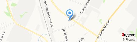 Банкомат Западно-Уральский банк Сбербанка России на карте Сыктывкара