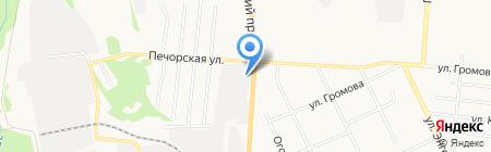 Ваша выгода на карте Сыктывкара