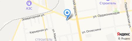 Центр гигиены и эпидемиологии в Республике Коми на карте Сыктывкара