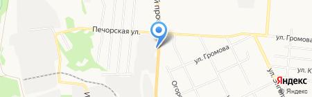 ПожСнаб на карте Сыктывкара