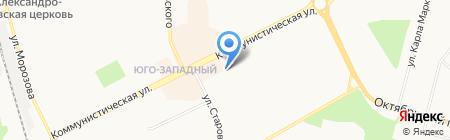Банкомат Альфа-Банк на карте Сыктывкара