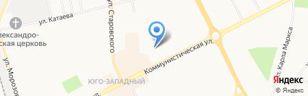 Экип-Центр на карте Сыктывкара