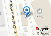 D.PRIME на карте