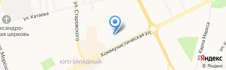 Семейная стоматология на карте Сыктывкара