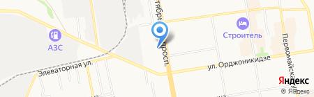 Детский сад №20 на карте Сыктывкара
