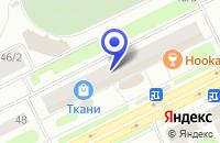 Схема проезда до компании МАГАЗИН ОДЕЖДЫ МОДА СИТИ в Сыктывкаре
