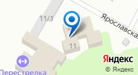 Компания Контакт Мастер на карте