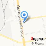 ЕвроЛюкс на карте Сыктывкара