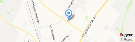 Магазин хозтоваров на карте Сыктывкара