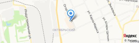 Рыболовные снасти на карте Сыктывкара