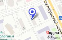 Схема проезда до компании КОМИ РЕСПУБЛИКАНСКИЙ НАРКОЛОГИЧЕСКИЙ ДИСПАНСЕР в Сыктывкаре