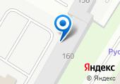 Техосмотр, ЗАО на карте