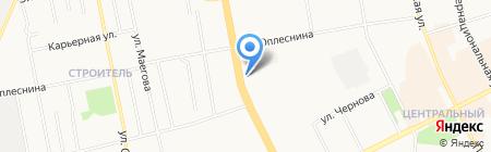Дента-Мед на карте Сыктывкара