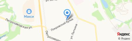 МастерПол на карте Сыктывкара