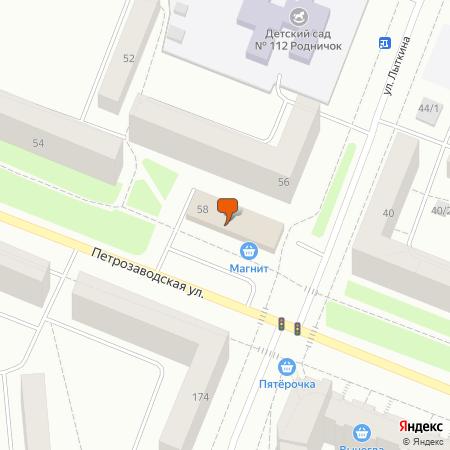 Петрозаводская ул., 58