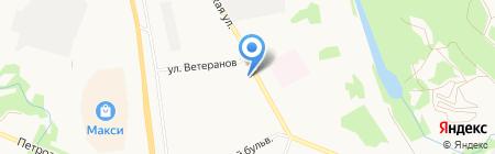 Мастерская по ремонту обуви на карте Сыктывкара