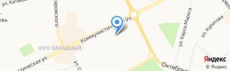 Женский секрет на карте Сыктывкара
