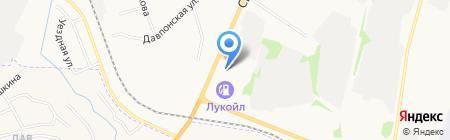 Система Город на карте Сыктывкара