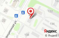Схема проезда до компании КраскиМаг в Сыктывкаре