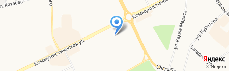 РЕАЛЬ на карте Сыктывкара