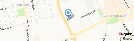 ЦентрОбувь на карте Сыктывкара