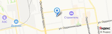 Отдельный батальон ППС на карте Сыктывкара