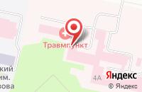 Схема проезда до компании Мирт в Сыктывкаре