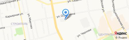 Аварийно-диспетчерская служба на карте Сыктывкара