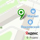 Местоположение компании Бижу.ru