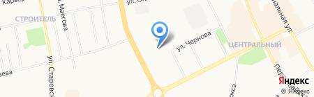 Детский сад №3 на карте Сыктывкара