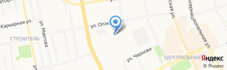 Детский сад №49 на карте Сыктывкара