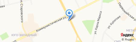 777482 на карте Сыктывкара
